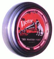 RCA Neon Clock